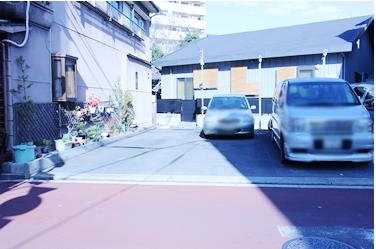 駐車場のお写真